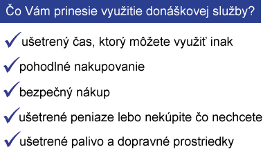 o vm prinesie vyuitie donkovej sluby?